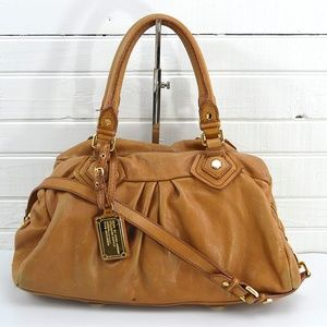 MARC BY MARC JACOBS LEATHER BAG #163-41